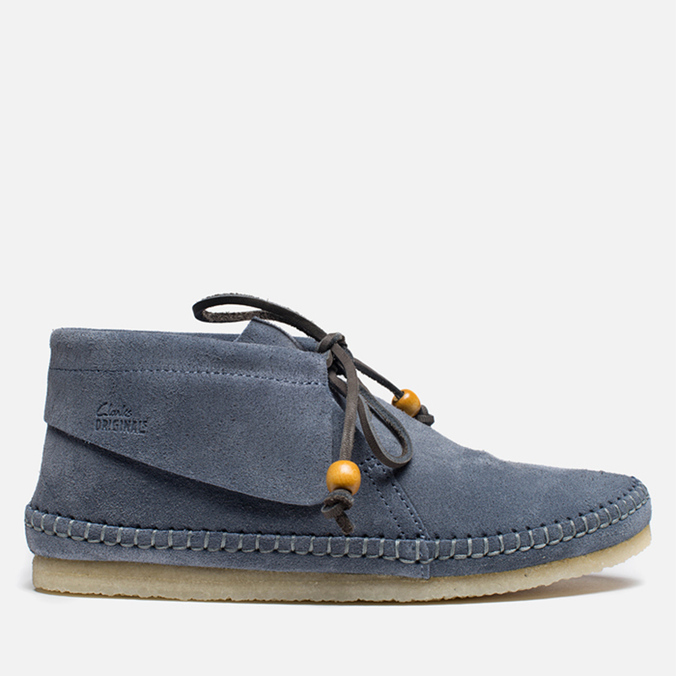 Женские ботинки Clarks Originals Tyler Weave Suede Denim