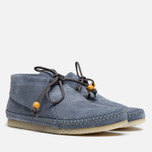Женские ботинки Clarks Originals Tyler Weave Suede Denim фото- 1