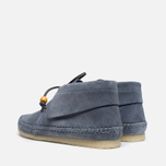 Женские ботинки Clarks Originals Tyler Weave Suede Denim фото- 2
