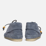 Женские ботинки Clarks Originals Tyler Weave Suede Denim фото- 3