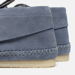 Женские ботинки Clarks Originals Tyler Weave Suede Denim фото- 6