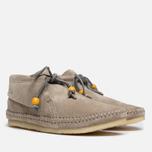 Женские ботинки Clarks Originals Tyler Weave Suede Sand фото- 1