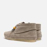 Женские ботинки Clarks Originals Tyler Weave Suede Sand фото- 2