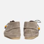 Женские ботинки Clarks Originals Tyler Weave Suede Sand фото- 3