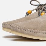 Женские ботинки Clarks Originals Tyler Weave Suede Sand фото- 5