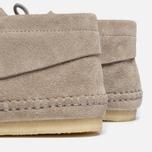 Женские ботинки Clarks Originals Tyler Weave Suede Sand фото- 6
