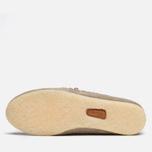 Женские ботинки Clarks Originals Tyler Weave Suede Sand фото- 8