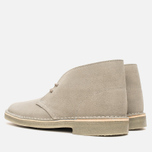 Мужские ботинки Clarks Originals x Herschel Supply Co. Desert Boot Grey Suede фото- 2