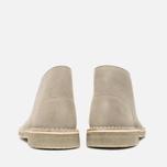 Clarks Originals x Herschel Supply Co. Desert Boot Men's Shoes Grey Suede photo- 3