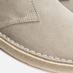 Мужские ботинки Clarks Originals x Herschel Supply Co. Desert Boot Grey Suede фото- 7