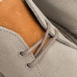 Clarks Originals x Herschel Supply Co. Desert Boot Men's Shoes Grey Suede photo- 6
