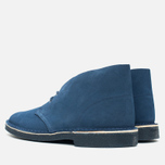 Мужские ботинки Clarks Originals x Herschel Supply Co. Desert Boot Navy Suede фото- 2
