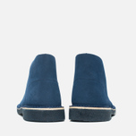 Мужские ботинки Clarks Originals x Herschel Supply Co. Desert Boot Navy Suede фото- 3