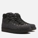 Мужские ботинки Diemme Roccia Vet Wool Charcoal фото- 1