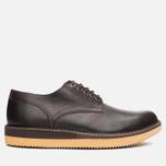 Ботинки Fracap G160 Derby Leather Nebraska Moro/Bologna Brown фото- 0
