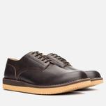 Ботинки Fracap G160 Derby Leather Nebraska Moro/Bologna Brown фото- 1