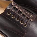 Ботинки Fracap G160 Derby Leather Nebraska Moro/Bologna Brown фото- 6