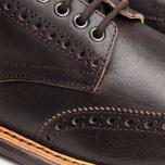 Ботинки Fracap G180 Derby Coda Nebraska Moro фото- 5