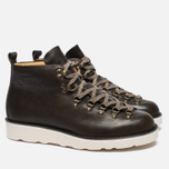 Fracap M120 USA Scarponcino Shoes Olive/Cristy White photo- 2