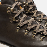 Fracap M120 USA Scarponcino Shoes Olive/Cristy White photo- 5