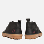 Мужские ботинки Fred Perry Bramhall Mid Black фото- 3