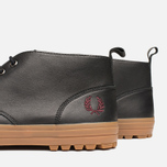 Мужские ботинки Fred Perry Bramhall Mid Black фото- 6