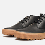 Мужские ботинки Fred Perry Bramhall Mid Black фото- 5