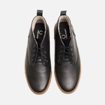 Мужские ботинки Fred Perry Bramhall Mid Black фото- 4