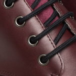 Fred Perry Bramhall Mid Shoes Oxblood photo- 7
