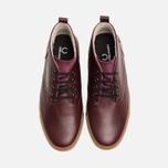 Мужские ботинки Fred Perry Bramhall Mid Oxblood фото- 4