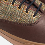 Fred Perry Clarence Plimsoles Dark Chocolate photo- 7