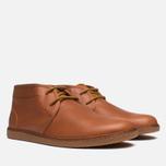 Мужские ботинки Fred Perry Claxton Mid Tan фото- 1
