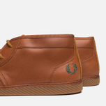 Fred Perry Claxton Shoes Mid Tan photo- 6
