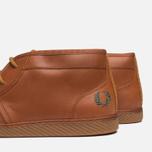 Мужские ботинки Fred Perry Claxton Mid Tan фото- 6