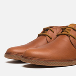 Fred Perry Claxton Shoes Mid Tan photo- 5