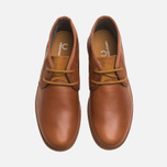 Fred Perry Claxton Shoes Mid Tan photo- 4