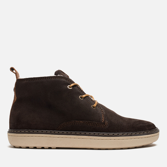 Мужские ботинки Fred Perry Clayton Waxy Suede Brown