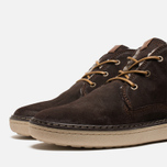 Мужские ботинки Fred Perry Clayton Waxy Suede Brown фото- 5