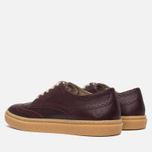 Мужские ботинки Fred Perry Davies Scotch Grain Leather Ox Blood фото- 2