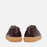 Мужские ботинки Fred Perry Davies Scotch Grain Leather Ox Blood фото- 3