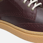 Мужские ботинки Fred Perry Davies Scotch Grain Leather Ox Blood фото- 6