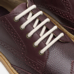 Мужские ботинки Fred Perry Davies Scotch Grain Leather Ox Blood фото- 5