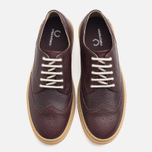Мужские ботинки Fred Perry Davies Scotch Grain Leather Ox Blood фото- 4
