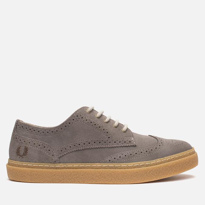 Мужские ботинки Fred Perry Davies Suede Cloudburst