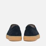 Мужские ботинки Fred Perry Davies Suede Navy фото- 3