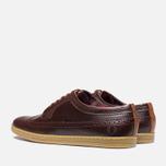 Мужские ботинки Fred Perry Eton Leather Tan фото- 2