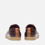 Мужские ботинки Fred Perry Eton Leather Tan фото- 3