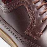 Мужские ботинки Fred Perry Eton Leather Tan фото- 7