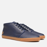 Мужские кеды Fred Perry Fletcher Carbon Blue фото- 1