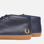 Мужские кеды Fred Perry Fletcher Carbon Blue фото- 6